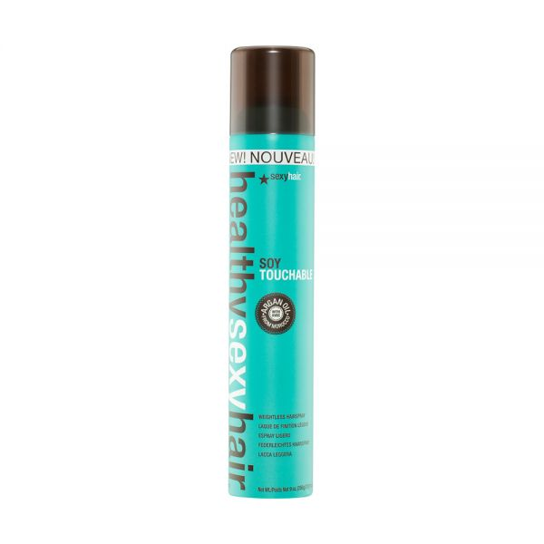 Healthy Soy Touchable Hairspray
