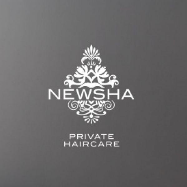 NEWSHA Wandtattoo Logo