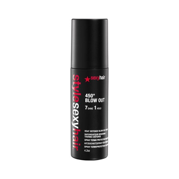 450° Blow Out Heat Defense Blow Dry Spray